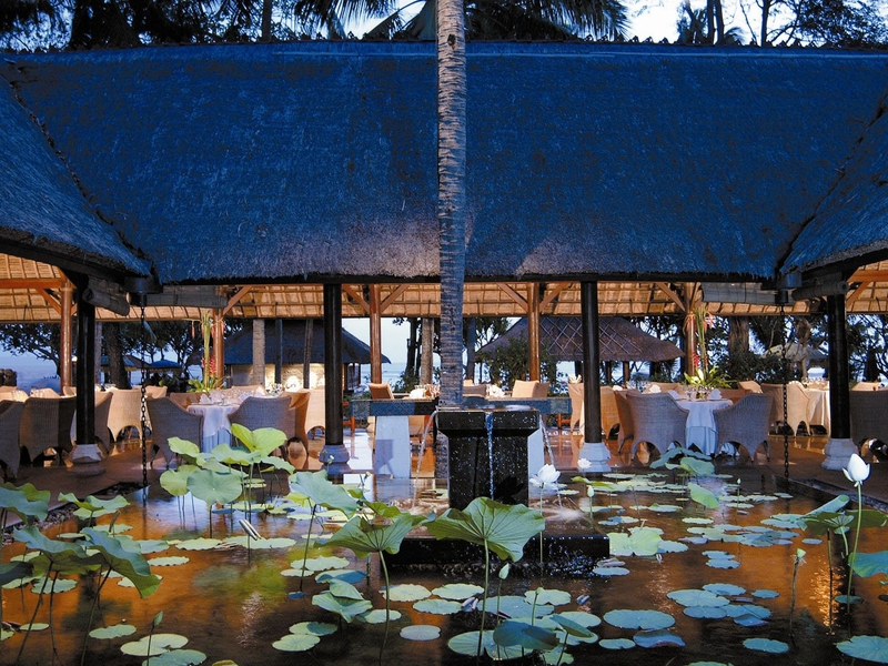 the oberoi bali year end party space for rent