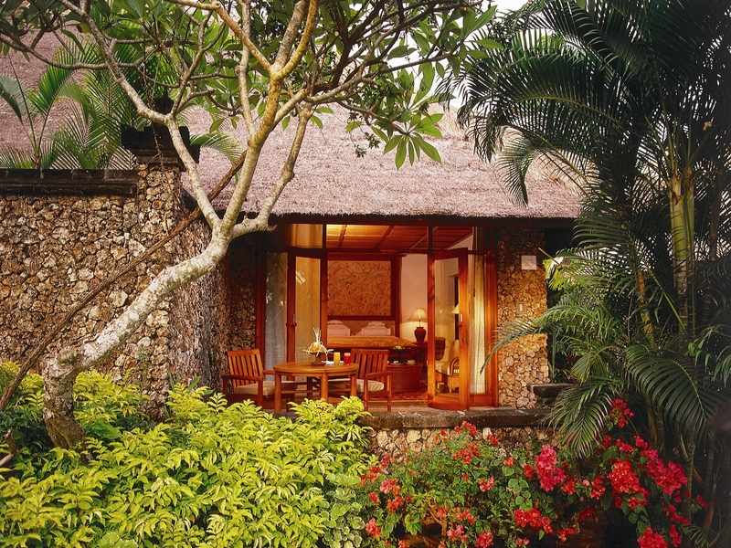 the oberoi bali exclusive place for corporate gathering