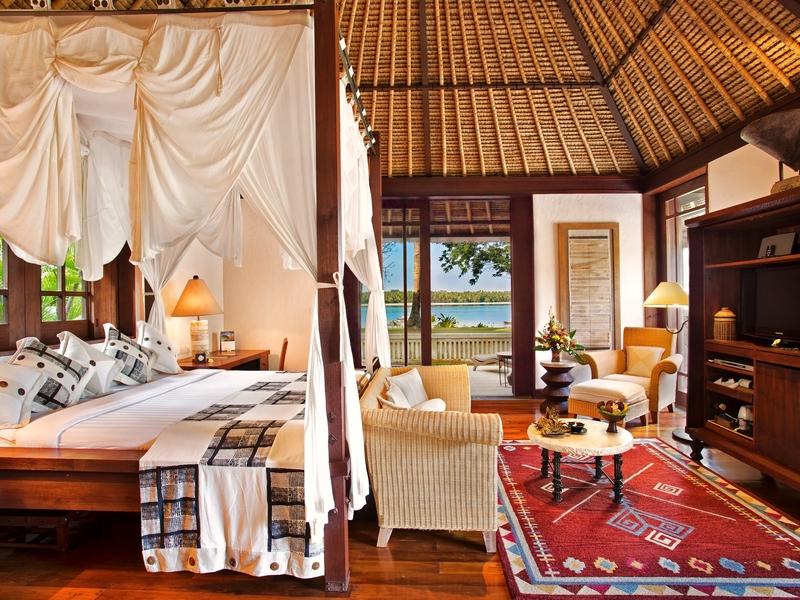 the oberoi beach resort lombok unusual honeymoon idea