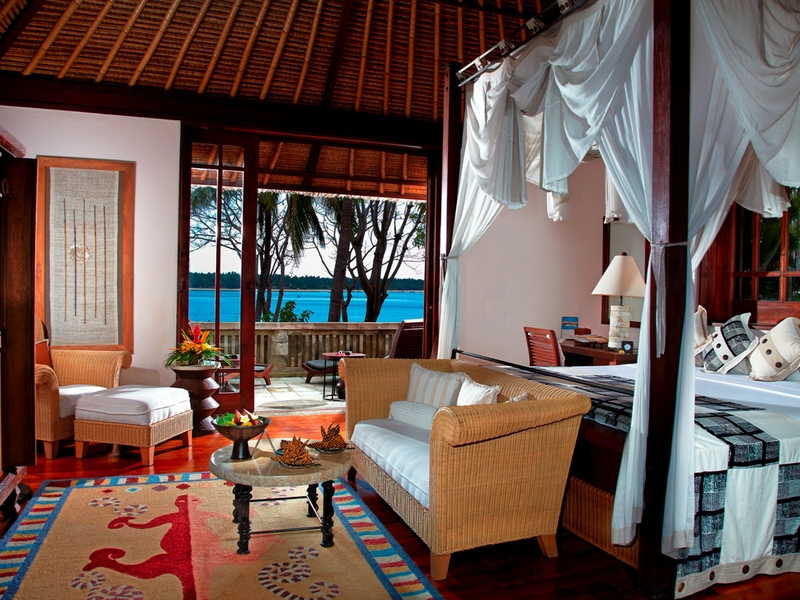 the oberoi beach resort lombok must try spa