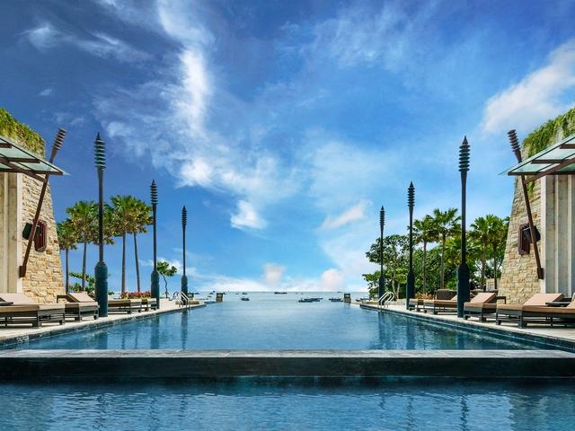 mantra sakala resort beach club best pool party idea bali