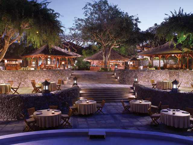 grand hyatt bali venue for dinner dance party bali