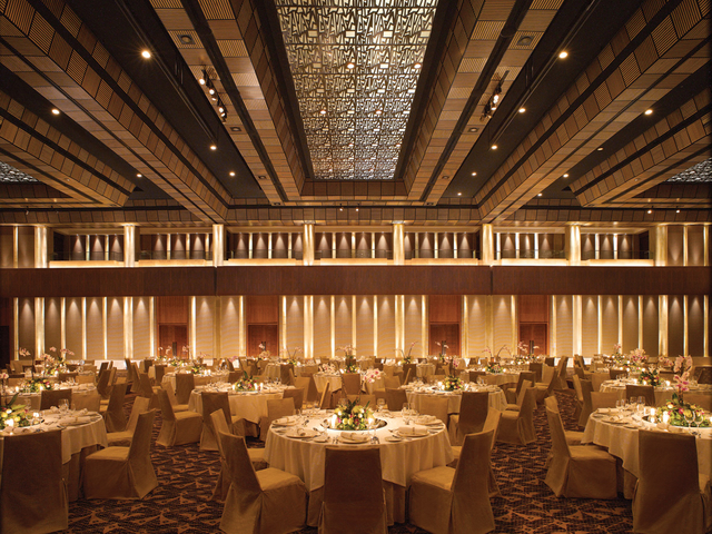 grand hyatt bali luxury indoor wedding space bali