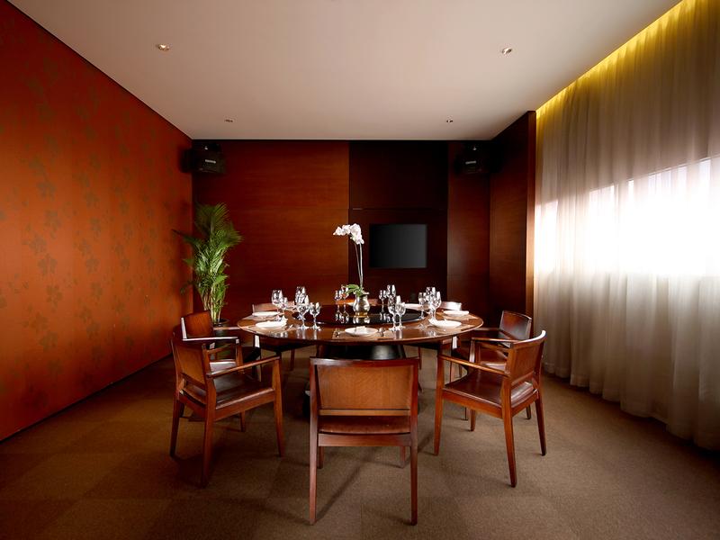 penang bistro kebon sirih corporate lunch restaurant central jakarta