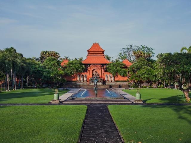 taman bhagawan bali large outdoor event space
