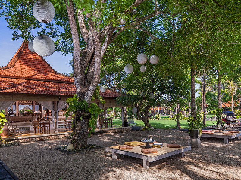 taman bhagawan bali dinner and dance event space