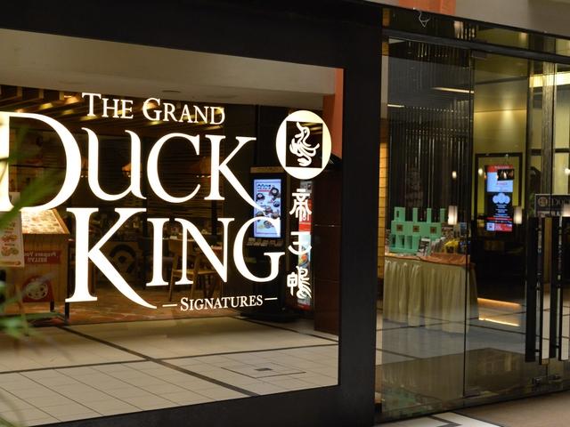 the grand duck king signature workshop venue central jakarta