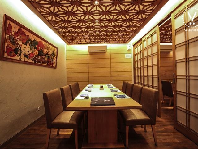 ebisuya restaurant with private room jakarta