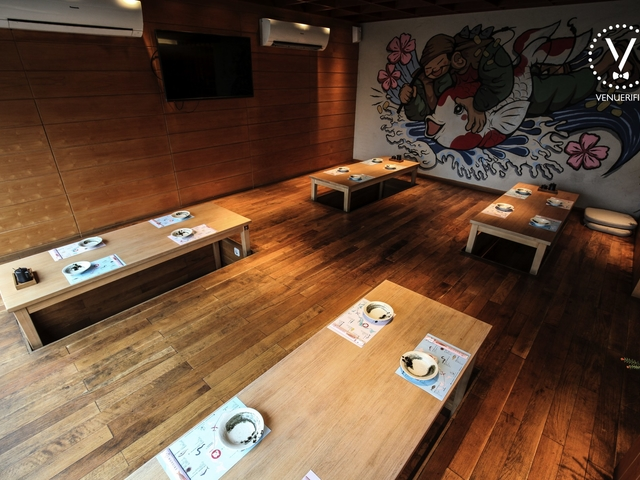 ebisuya restaurant tempat makan style jepang jakarta