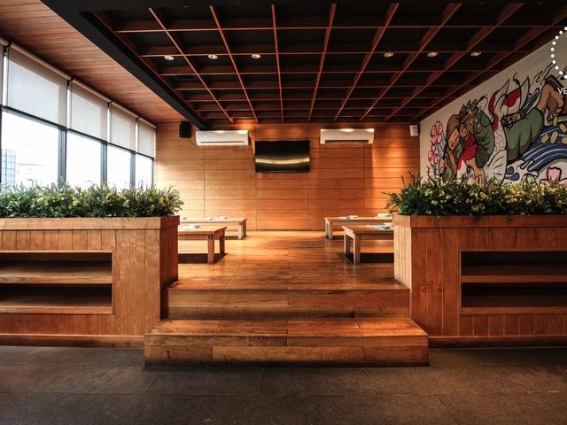 ebisuya restaurant networking event space jakarta