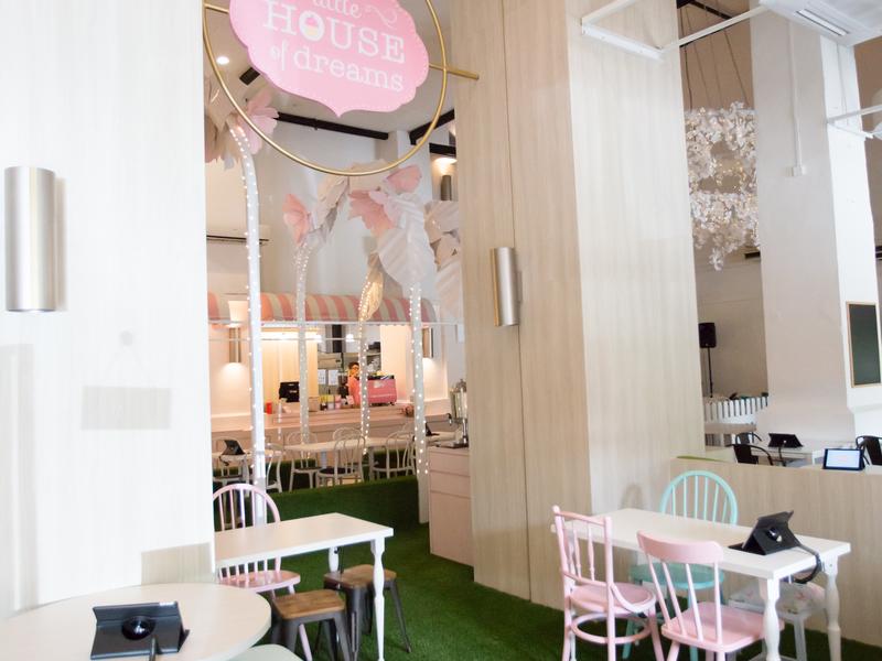cute dessert shop