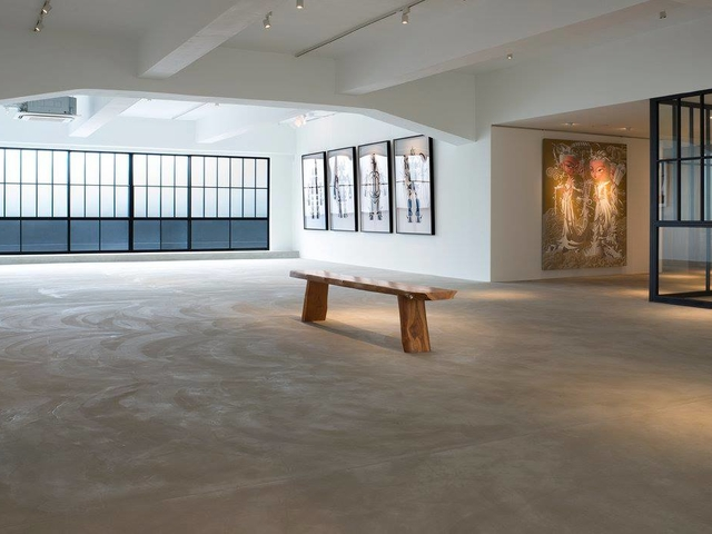 large art exhibition space for rent