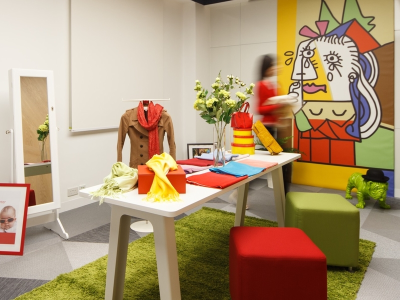 the collab creative classrom space for rent