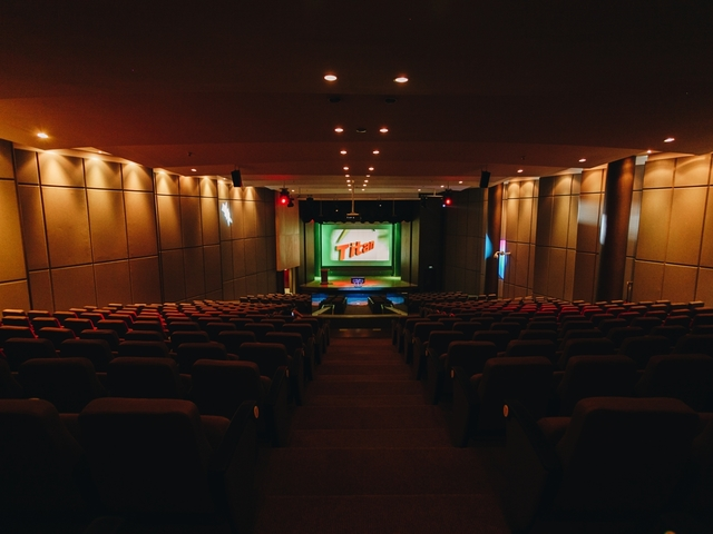 titan center auditorium for event tangerang