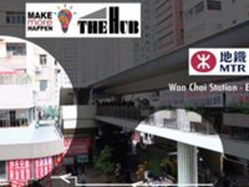 the hub event venue and community in wan chai area