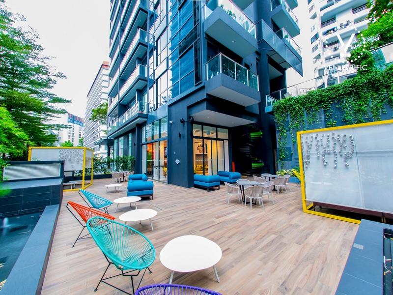 oakwood outdoor space
