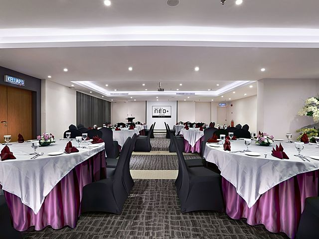 ballroom with 150 capacity event space in penang