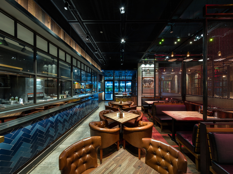 the chop house restaurant for business meetings and parties