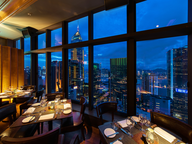 sky dining event space perfect for anniversary celebration