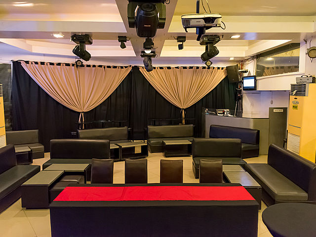 lounge list of events venue quezon city