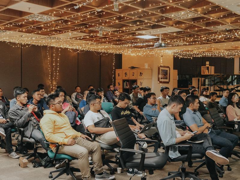 apiary coworking space tempat seminar di jakarta barat