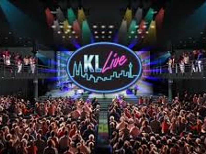 kl live malaysia's event with so many audience