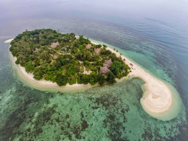 pulau joyo private island for year end party indonesia riau