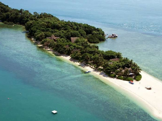 pulau pangkil beautiful island indonesia for rent riau