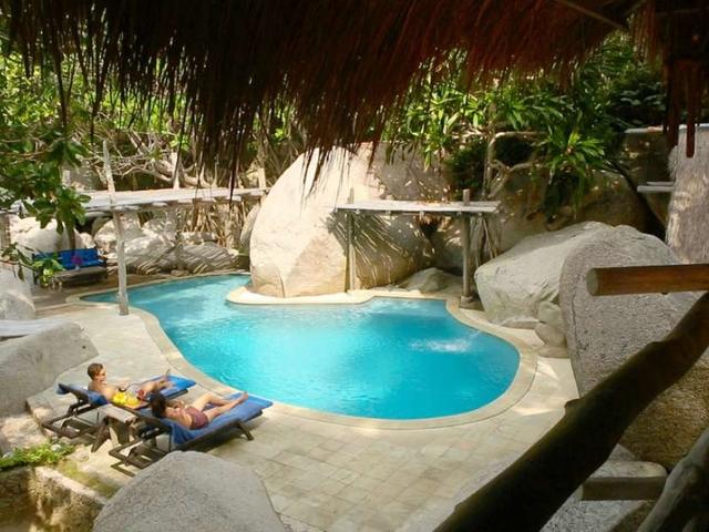 pulau pangkil villa for weekend gateaway indonesia riau