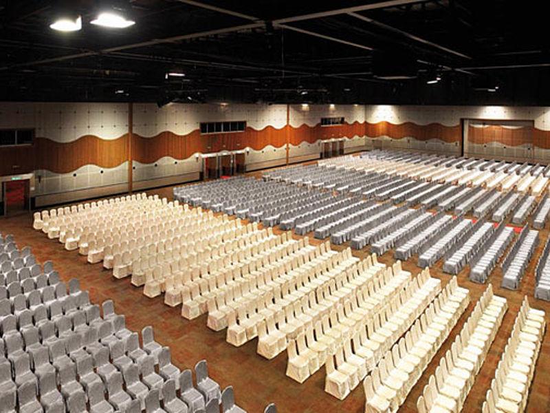 sunway pyramid convention centre big seminar space kuala lumpur