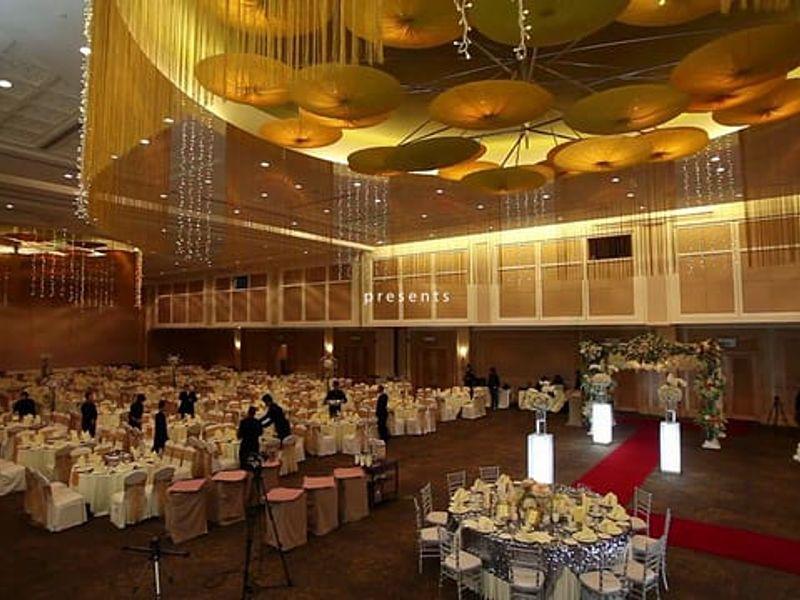 sunway pyramid convention centre luxurious ballroom rental kuala lumpur