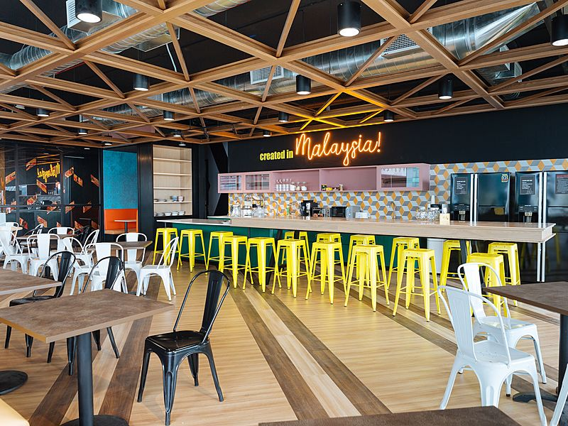 worq coworking space subang event space birthday party