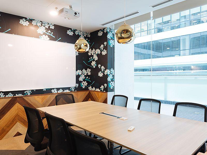 worq coworking space subang meeting room rent