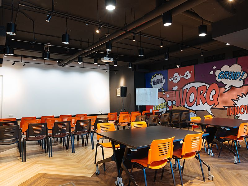 worq coworking space subang the podium unique coworking space shah alam