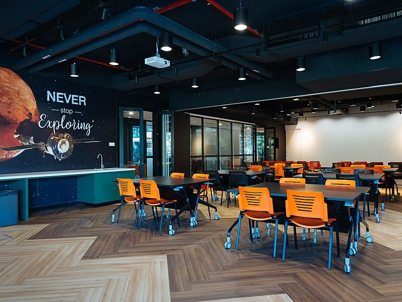 WORQ coworking space subang networking event space kuala lumpur