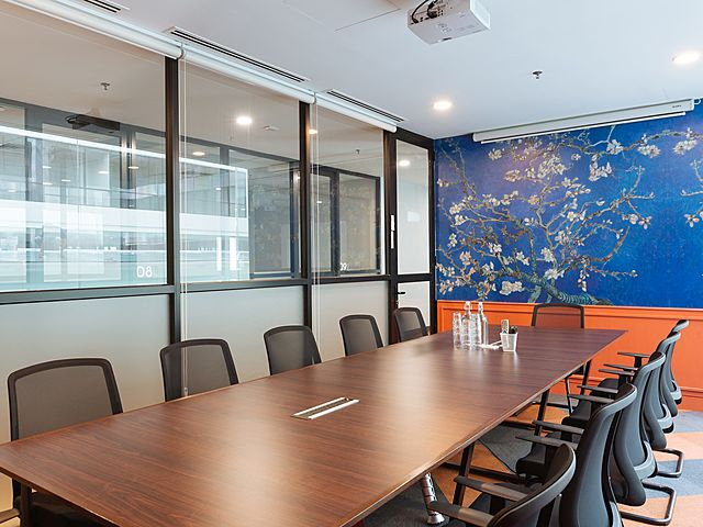 worq coworking space subang training event space rent