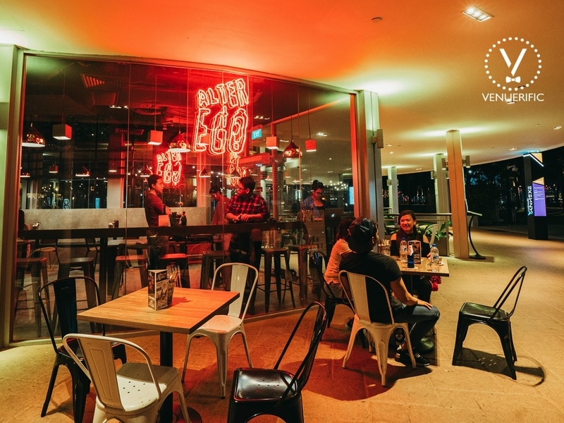 alter ego restaurant as one of the nightlife spots