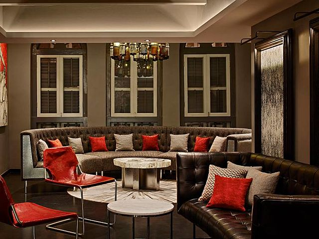 private room for networking event by bin 38 tippling club