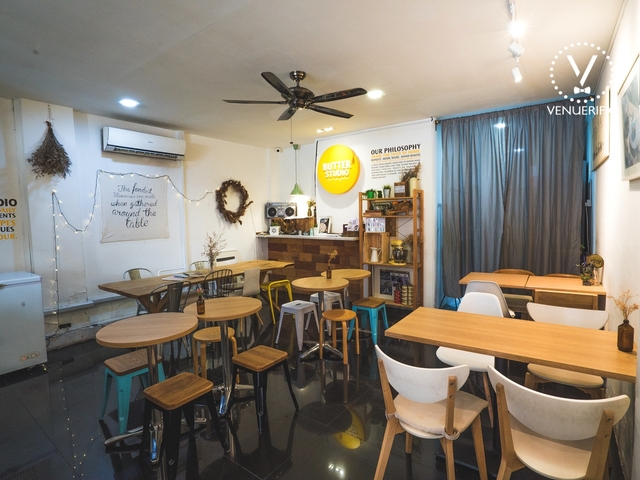 event venue by butter studio kitchen for party