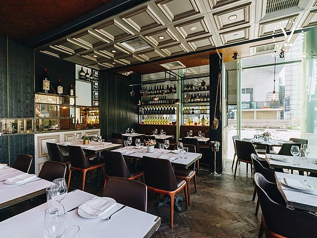 indoor restaurant perfect for birthday party celebration