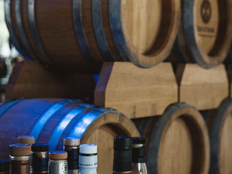wooden barrel of beers by earl of hindh