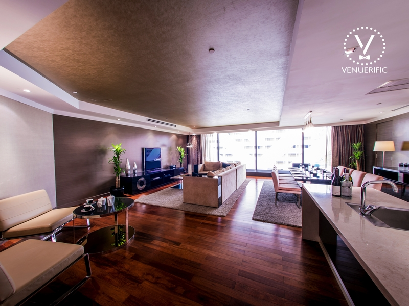 the 115 sqm presidential suites of grand park orchard