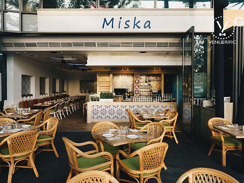 miska outdoor space