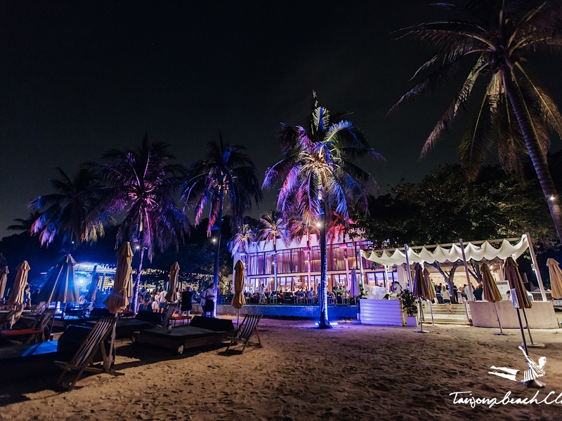 seaside event venue in singapore for celebrate year-end party