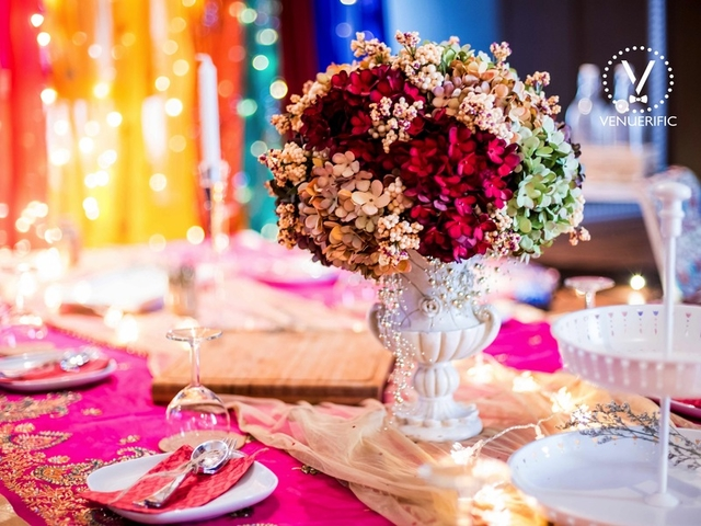 wedding package in singapore included decorations vendor