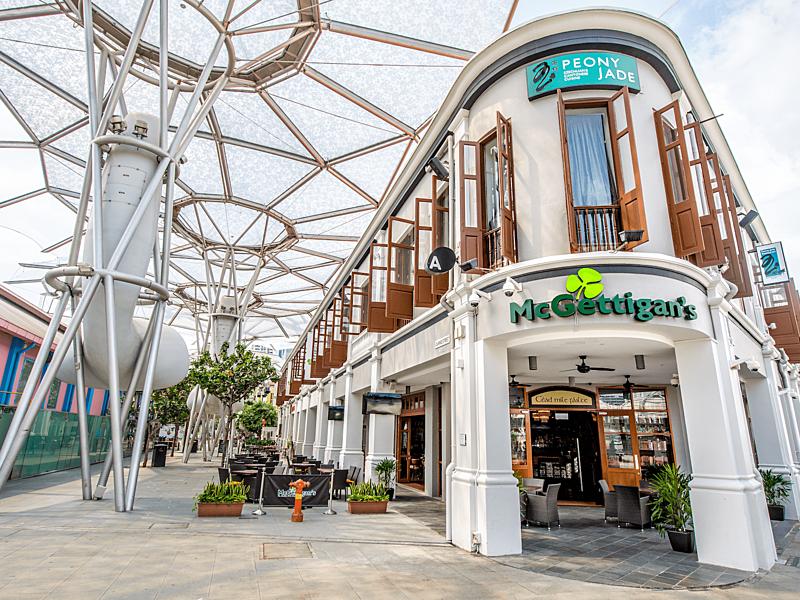 mcgettigan clarke quay building