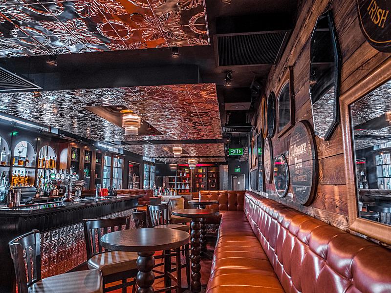 irish bar in singapore