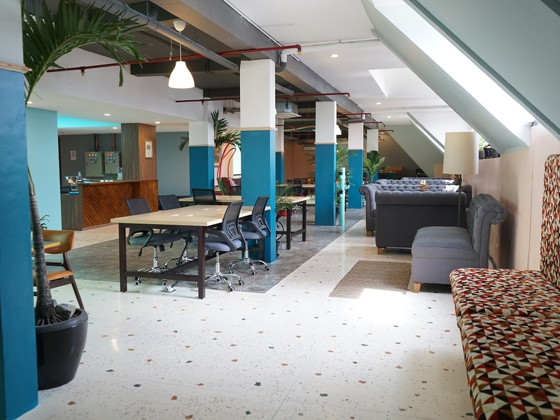 vamonos coworking central jakata event space