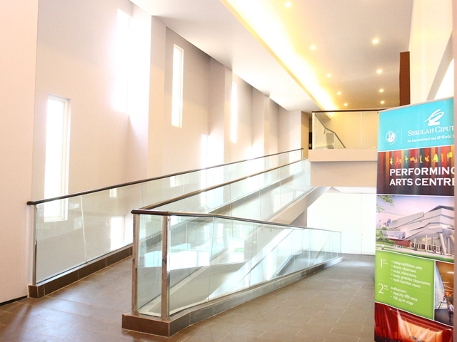 ciputra hall performing arts centre corporate event venue surabaya