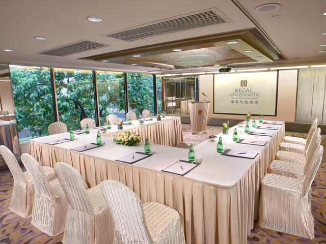 regal kowloon meeting room setting for corporate seminar